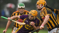 Wexford rue late miss against Kilkenny