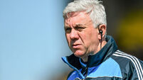 Dublin boss Ger Cunningham optimistic on 'transition year'