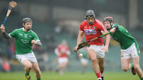 Limerick v Cork - Co-Op Superstores Munster Senior Hurling League Final