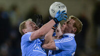 Students upset Dublin at Parnell Park