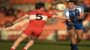 James Kielt's cracking goal earns Derry final spot