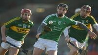 Peter Casey stars on debut as Limerick cut loose