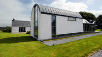 WATCH: This spectacular cottage is an architectural addition to the West Waterford landscape