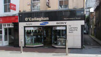 Swings and roundabouts as electrical retailer O'Callaghan Sound and Vision moves