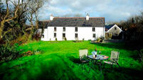 Upmarket farm home with humble roots in West Cork