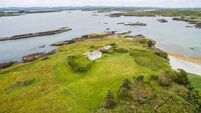 Sherkin Island property has six beach-hugging acres for €500,000