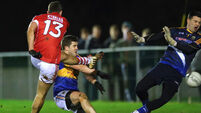 Niall Coakley makes the most of Cork opportunity