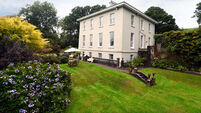 Watch: Lissardagh House has finery, classic gardens and historic roots