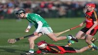 St Colman's progress to semis in Harty Cup