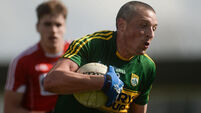 Kieran Donaghy 'back' to play role in the league