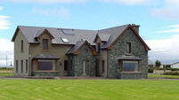 Space, comfort and sea views in this Co Kerry home