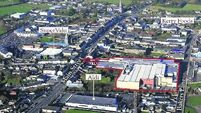 Commercial property: Charleville Town Centre on the market