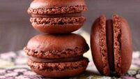 Darina Allen shares with us Sarah Cremona's favourite recipe for macaroons