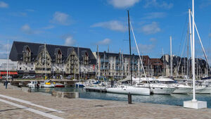 All aboard for lovely Normandy in north-western France