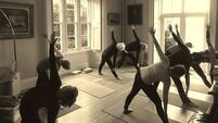 Weekend break: Stepping back in time at  yoga and sleep retreat in Lisnavagh House