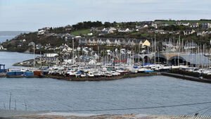 Cork harbour boatyard for sale in the region of €4-5 million