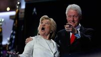 Presidency proves a glass ceiling too high for Hillary Clinton