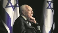 Many lives of Israel's last founding father - Shimon Peres