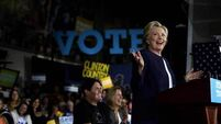 Essay from America: Clinton steels herself for Tuesday touchdown