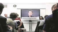 'Snowden' film may build momentum for pardon