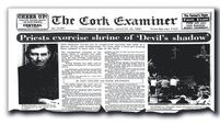 'Exorcism' in Cork was not an official ritual by the church