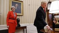 Theresa May's Trump card not a likely winner