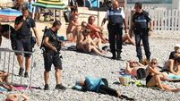 Should we be afraid of women in burkinis?