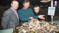 'Taste the Atlantic: a Seafood Journey' fetes heritage of Irish oyster farming