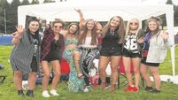 Electric Picnic's plastic cup generation gets taste of '80s