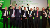 Cream of the crop take top honours in Bord Bia's Origin Green programme