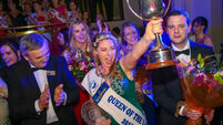 Macra: Karen Elliffe is crowned Queen of the Land