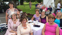 ICA news: Fashion fans turn on the style for An Grianán garden party