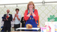 ICA news: Phyllis receives applause from brown bread fans far and wide