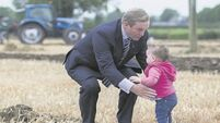 #Ploughing16: Taoiseach hints that he will be staying on as party leader until 2018 as he 'focuses on horizon'