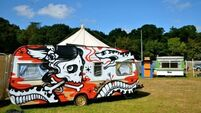 On the trail to find Electric Picnic's creative caravans