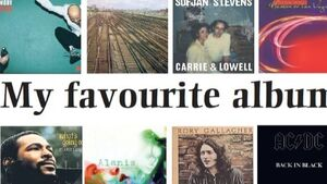 Eight personalities speak about their favourite ever album