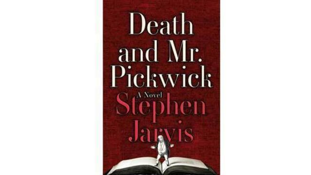 Book review: Death And Mr Pickwick