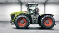 Claas turns to Rolls-Royce for emissions-compliant engines