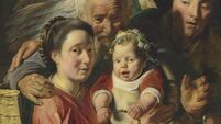 Painting of the Holy family by Jordaens sells for €1.8 million