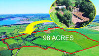 Property: €12,000 per acre price tag near Old Head of Kinsale