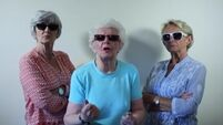 WATCH: Four retired ladies belting out Wrecking Ball is all you need to survive your Monday blues