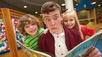 'Moone Boy' star David Rawle has a bright future and wants other kids to have one too