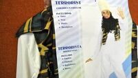 Irish shop sells 'terrorist' children's Halloween costume