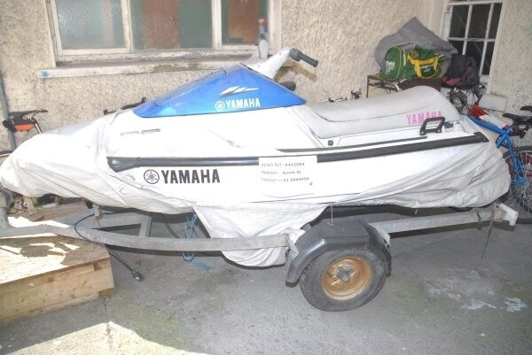 Anyone in Kerry missing a jetski? Pic: garda.ie