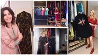 Inside the wardrobes of Ireland's top designers