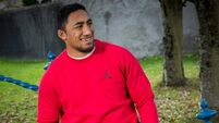 The shape I'm in: Bundee Aki, rugby player