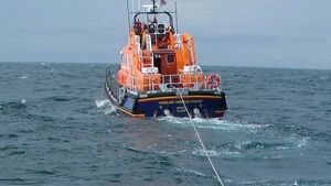 Courtmacsherry lifeboat called out to assist stricken yacht