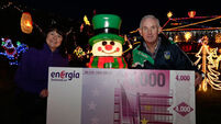 Limerick family wins Energia Ireland's Most Christmassy Home Competition