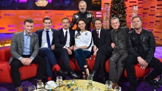 O'Donovan Brothers make sterling TV performance on Graham Norton