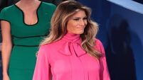How Melania Trump has evolved her look for a First Lady